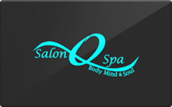 Sell Q Salon & Spa Gift Card