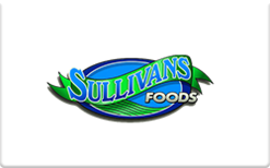 Buy Sullivan's Foods Gift Card