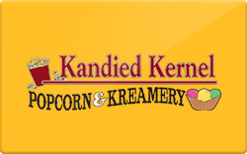 Sell Kandied Kernel Gift Card