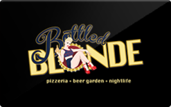 Sell Bottled Blonde Gift Card
