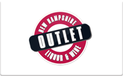 Sell New Hampshire Liquor & Wine Outlet Gift Card