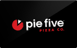 Sell Pie Five Pizza Gift Card