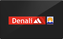 Sell Denali Gift Card