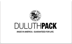 Sell Duluth Pack Gift Card