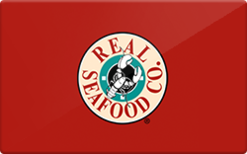 Sell Real Seafood Company Gift Card