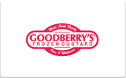 Sell Goodberry's Frozen Custard Gift Card
