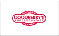 Buy Goodberry's Frozen Custard Gift Card