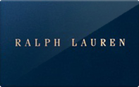 Buy Ralph Lauren Gift Card