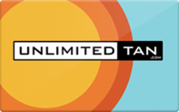 Buy Unlimited Tan Gift Card