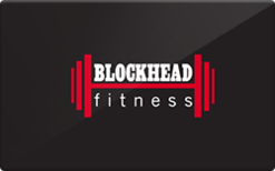 Buy Blockhead Fitness Gift Card