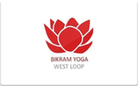 Buy Bikram Yoga West Loop Gift Card