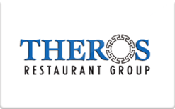 Sell Theros Restaurant Group Gift Card