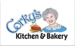 Sell Corky's Homestyle Kitchen & Bakery Gift Card