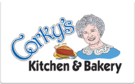 Buy Corky's Homestyle Kitchen & Bakery Gift Card