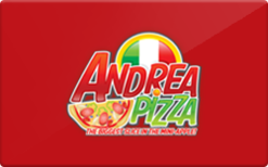Sell Andrea Pizza Gift Card