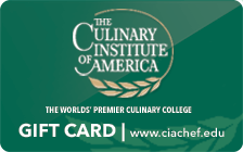 Sell The Culinary Institute of America Gift Card