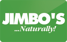 Sell Jimbo's… Naturally Gift Card