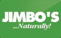 Buy Jimbo's… Naturally Gift Card