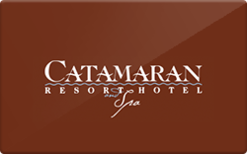 Sell Catamaran Resort Hotel and Spa Gift Card