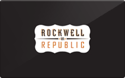 Sell Rockwell Republic Gift Card