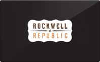 Buy Rockwell Republic Gift Card