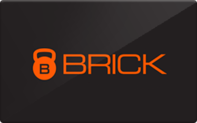 Buy Brick Crossfit Chicago Gift Card