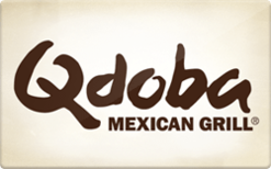 Sell Qdoba Gift Card