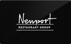 Sell Newport Restaurant Group Gift Card
