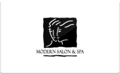Sell Modern Salon & Spa Gift Card
