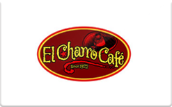 Sell El Charro Cafe Gift Card