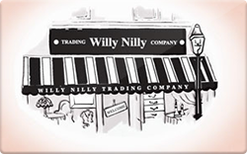 Sell Willy Nilly Trading Co. Gift Card