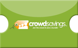 Sell Crowd Savings Gift Card