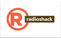 Buy RadioShack Gift Card