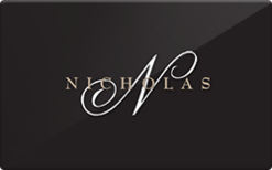 Sell Restaurant Nicholas Gift Card