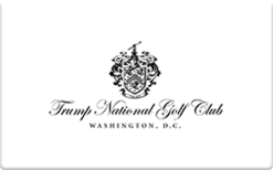 Buy Trump National Golf Course Los Angeles Gift Card