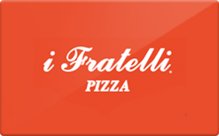 Sell i Fratelli Gift Card