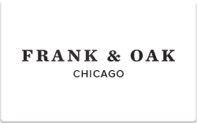 Buy Frank & Oak (Chicago) Gift Card