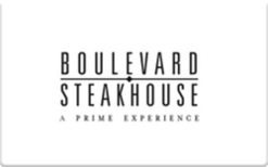 Sell Boulevard Steakhouse Gift Card