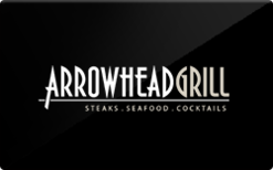 Sell Arrowhead Grill Gift Card