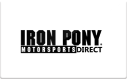 Sell Iron Pony Gift Card