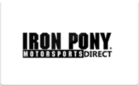Buy Iron Pony Gift Card