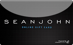 Sell Sean John Gift Card