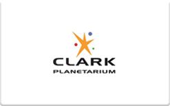 Sell Clark Planetarium Gift Card