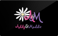 Buy Addy&Maddie Gift Card