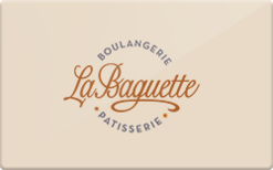 Sell La Baguette Bakery Gift Card
