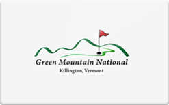 Buy Green Mountain National Golf Course Gift Card