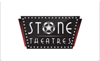 Buy Stone Theatres Gift Card