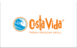 Sell Costa Vida Gift Card