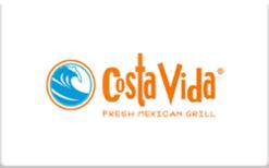Buy Costa Vida Gift Card