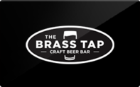 Buy The Brass Tap Gift Card